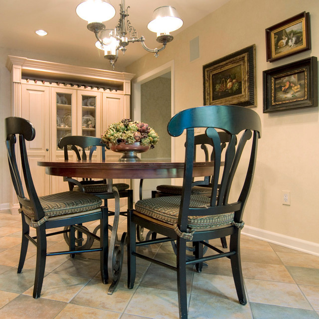 Recent Interior Designs traditional-dining-room