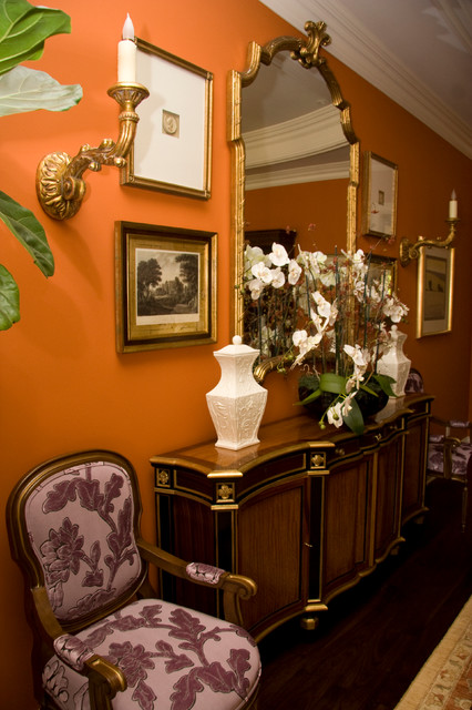 Jennifer Bevan Interiors: Recent Projects 2012 Traditional-dining-room