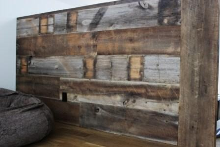 Reclaimed Barn Wood Walls - Contemporary - Dining Room - Dallas - Reclaimed Barn Wood Walls WB Designs