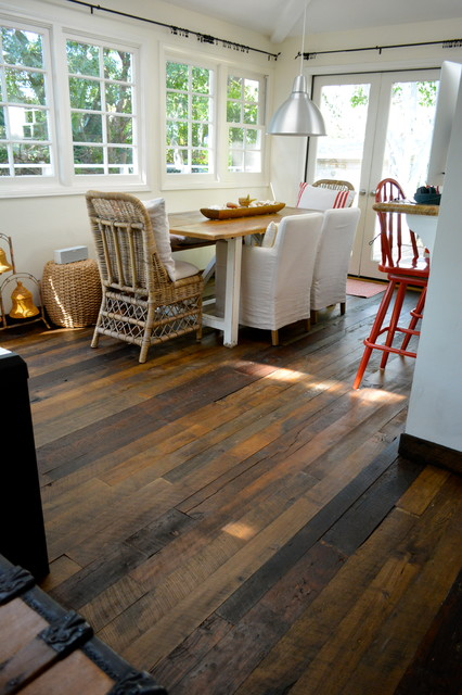 style dining room orange county by reclaimed wood crafts llc