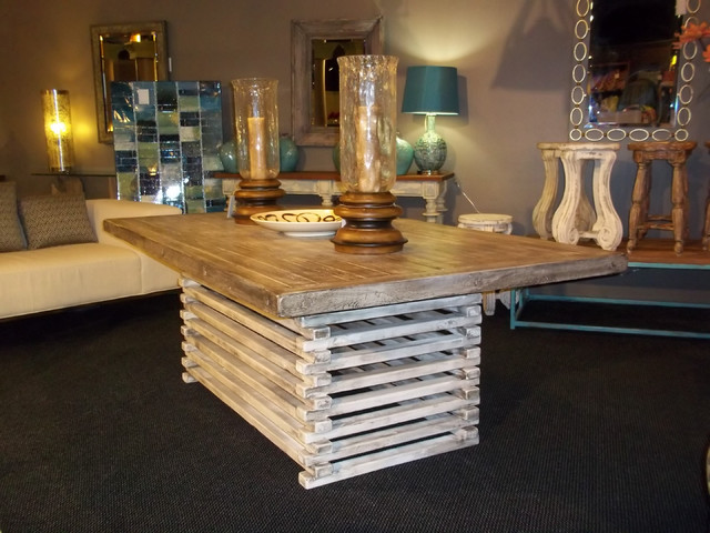 reclaimed wood dining table unique design eclectic