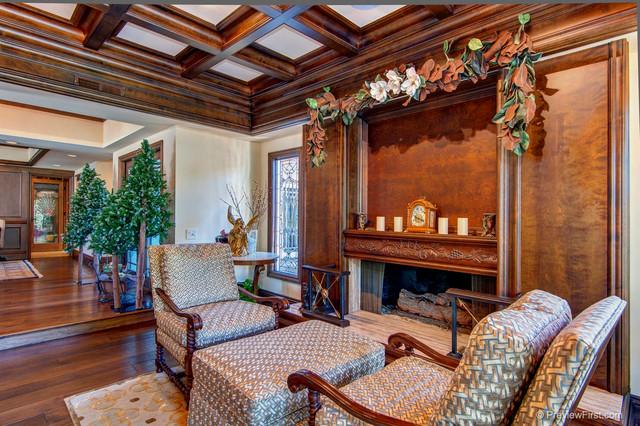 Remodels craftsman-dining-room