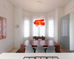 residence F modern-dining-room