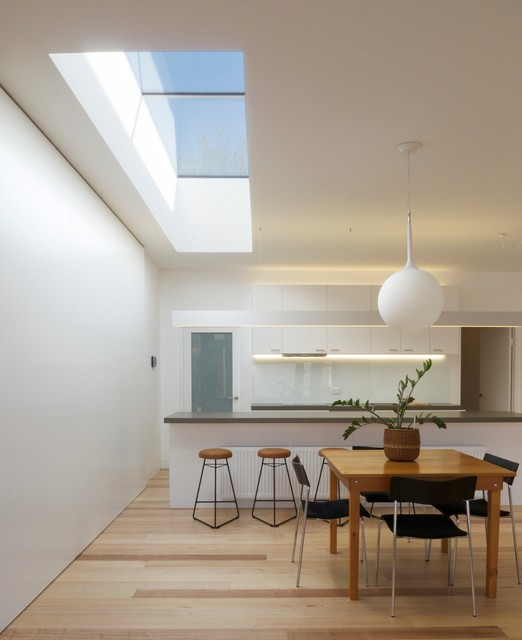 Residence l n contemporary dining room melbourne for Architecture design studio pty ltd