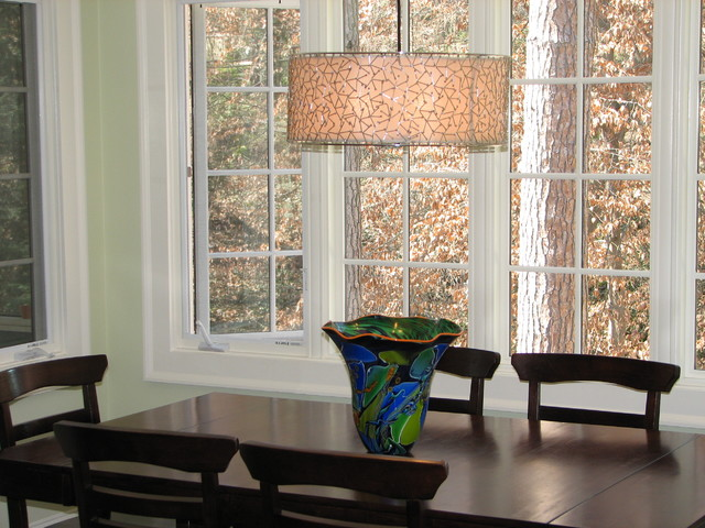 Residential Dining Room contemporary-dining-room
