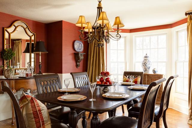 Residential Interiors - Kansas City traditional-dining-room