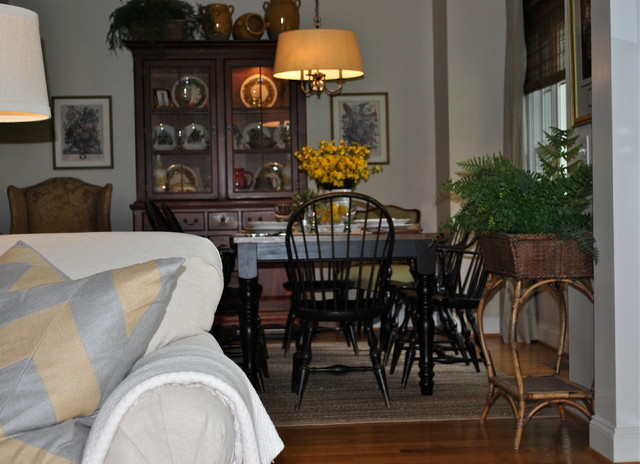 Residential Project traditional-dining-room