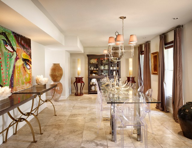 Residential Renovation, Laird Jackson Design House contemporary-dining-room