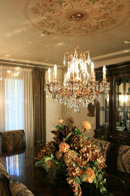Residential Spaces traditional-dining-room