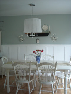 Restyled Home eclectic dining room