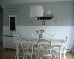 Restyled Home eclectic-dining-room