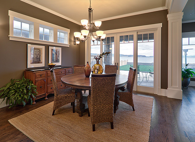 RGN Construction traditional dining room