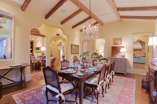 River Oaks Custom Home Houston Texas Mediterranean