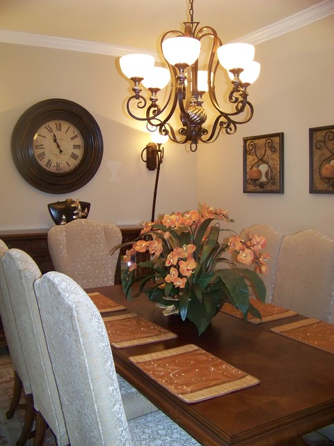 Riverstrand Project traditional-dining-room