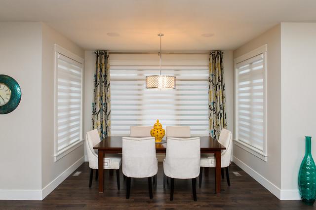 Riverview nb alternative sheer shadings by maxxmar for Dining room alternatives