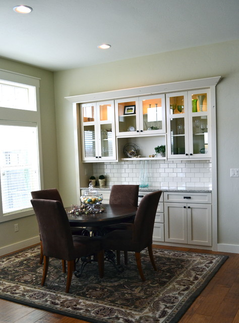 Rivervine Design in Eagle, Idaho traditional-dining-room