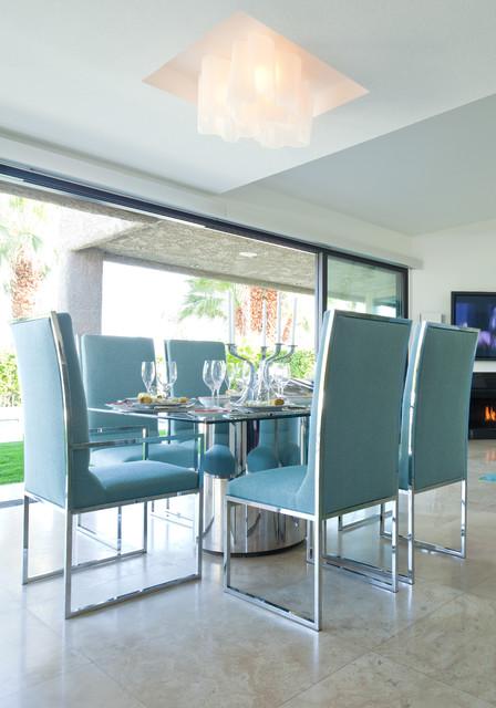 Robert Bailey Interiors contemporary-dining-room