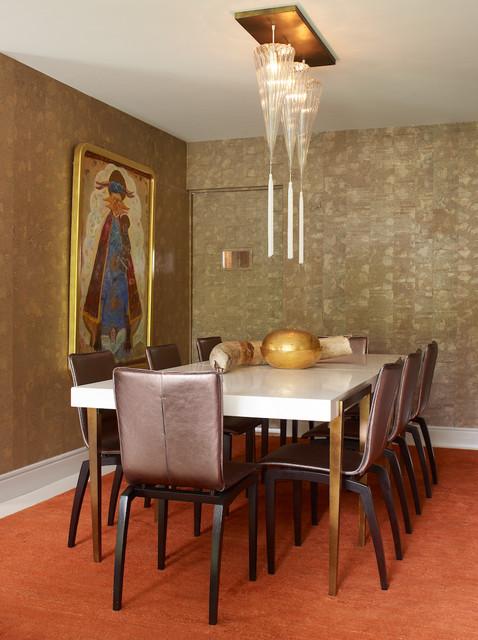 ROCIO contemporary-dining-room