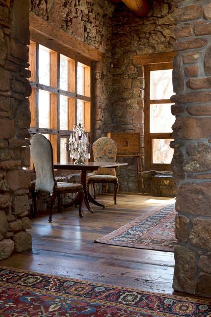 Rock house for Rustic home albuquerque