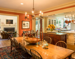 Rockland Additions traditional-dining-room