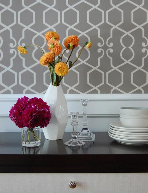 Rockridge Home contemporary-dining-room
