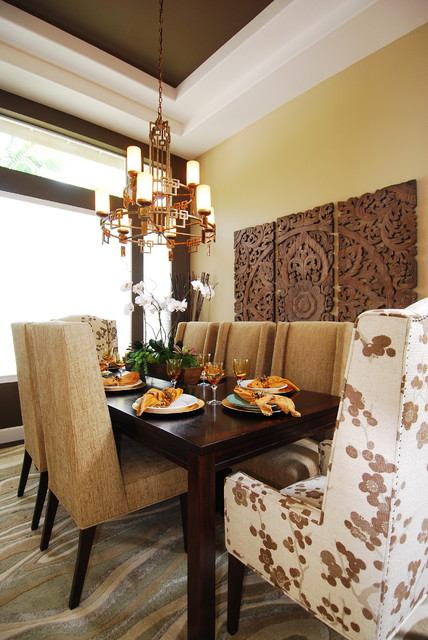 Carlsbad Dining Room contemporary dining room