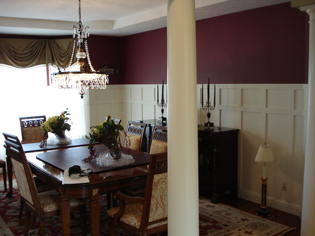 Rod Knapp Contracting and Painting contemporary-dining-room