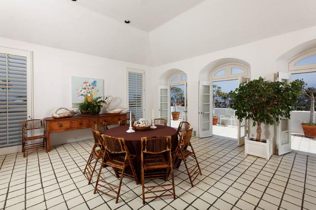 Roseland Drive | La Jolla traditional-dining-room