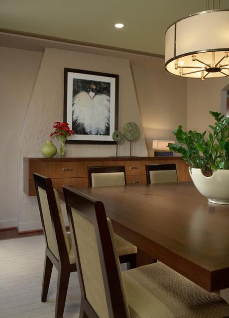 Rosseau contemporary-dining-room