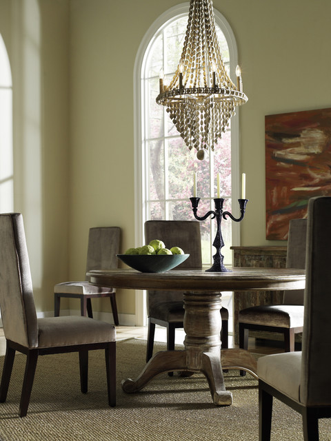 Round Dining Tables traditional dining room