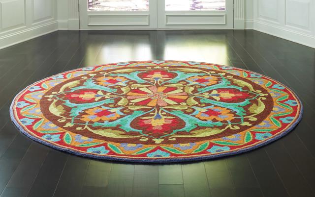 round rugs company c porcelain