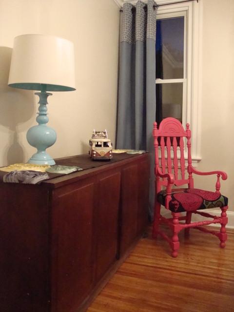 Roxborough eclectic-dining-room