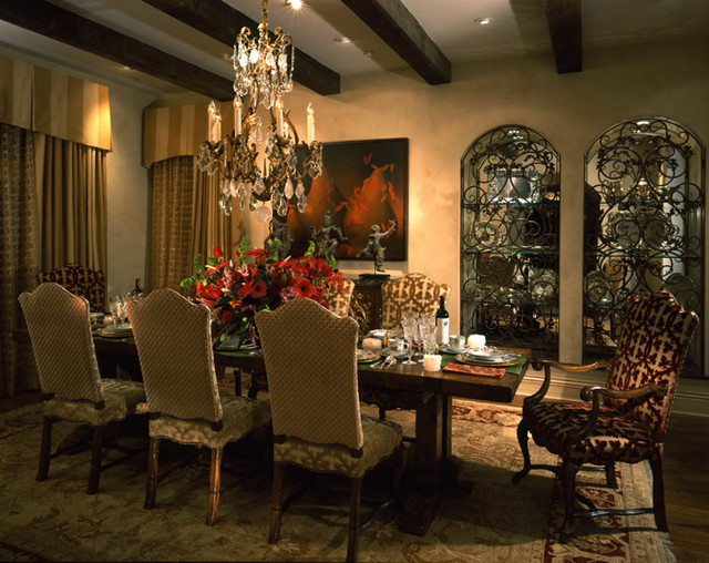 Ruby hill traditional dining room san francisco by for Elite interior designs