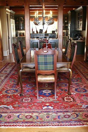 Rugs Modern Dining Room Other By Designers Mobile Rug Source