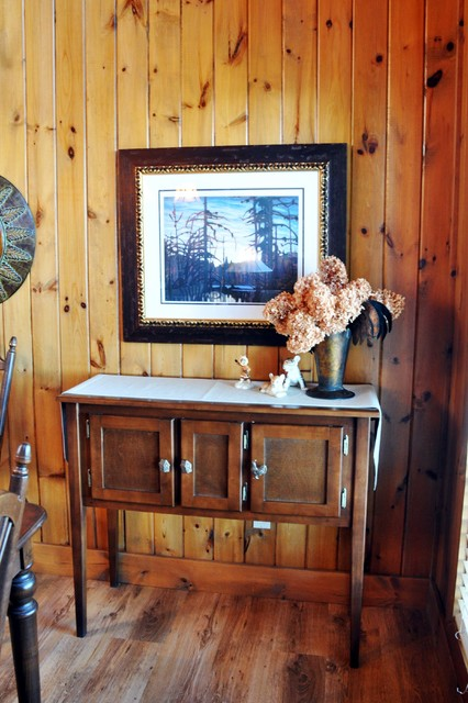 rustic cottage rustic dining room toronto by designing durham