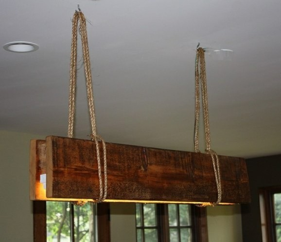 Rustic light rustic dining room - Rustic dining room lighting ...