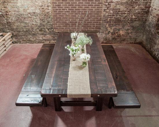 Rustic Trades Tables -