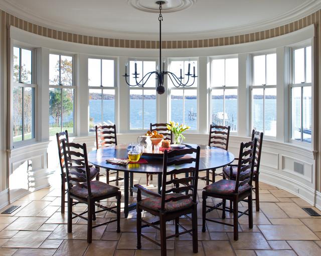 Sag Harbor traditional-dining-room