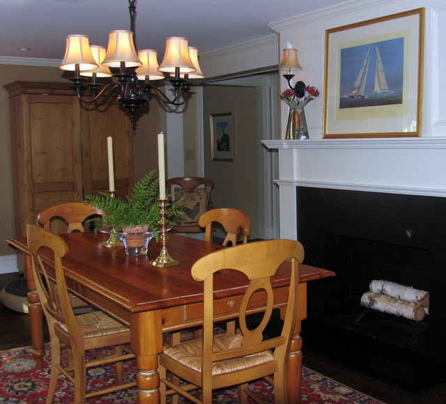 Sagamore Road, Marblehead, MA traditional-dining-room