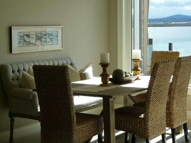 Sahalie Model Unit 2 dining-room