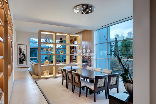 Sale Street Residence contemporary-dining-room