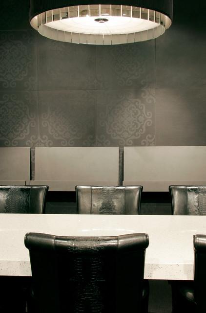 Salle de Conférence contemporary-dining-room