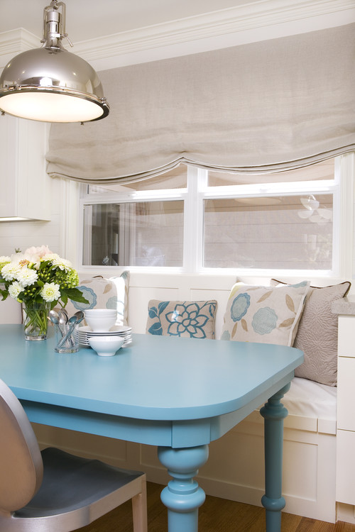 Coral And Blue For The Dining Room It Is! | The Caldwell Project