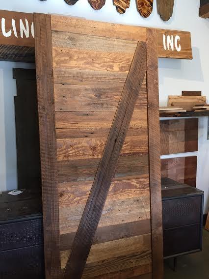 san diego custom barn door rustic dining room by reclaimed wood