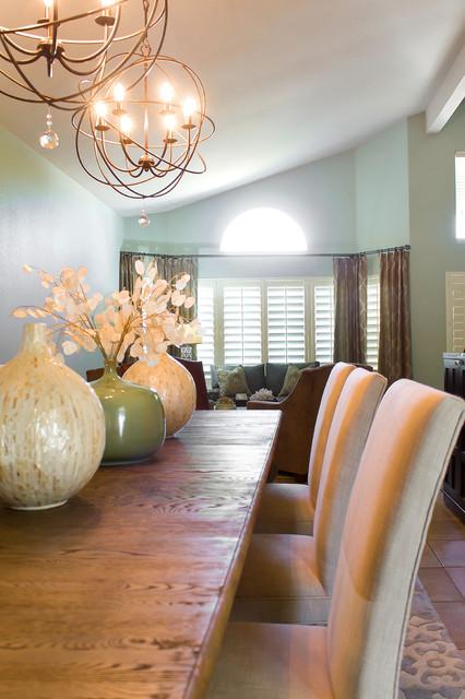 Sand & Sea rustic-dining-room