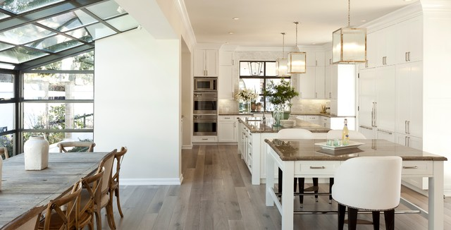 Santa monica for Atrium white kitchen cabinets
