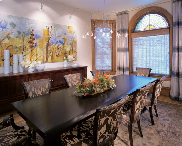 sardy house aspen contemporary dining room denver by robyn scott interiors ltd