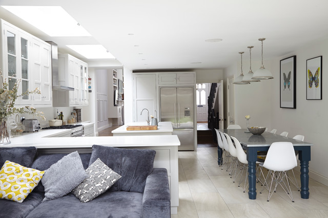 Top 5 Houzz Uk Kitchen Tours Of 2014