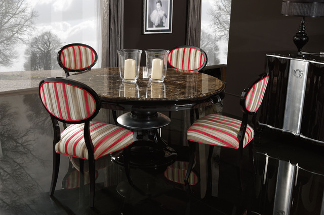 Savoy contemporary-dining-room