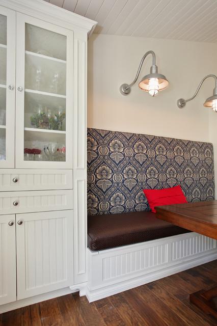 Savvy Interiors Traditional Dining Room